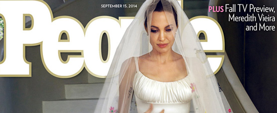 Angelina Jolie's wedding dress was designed by her kids. See the ADORABLE images: http://t.co/gwd0CdhJDu http://t.co/mTw695WdTq