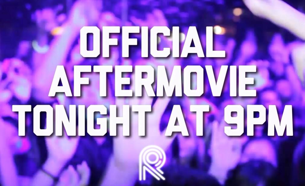 Raveolutionaries! We'll release the official aftermovie for the first road tour at 9PM tonight! Retweet away! :) http://t.co/ohGv9bupfF
