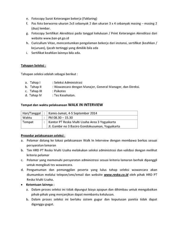 info kerja magang id loker twitter
