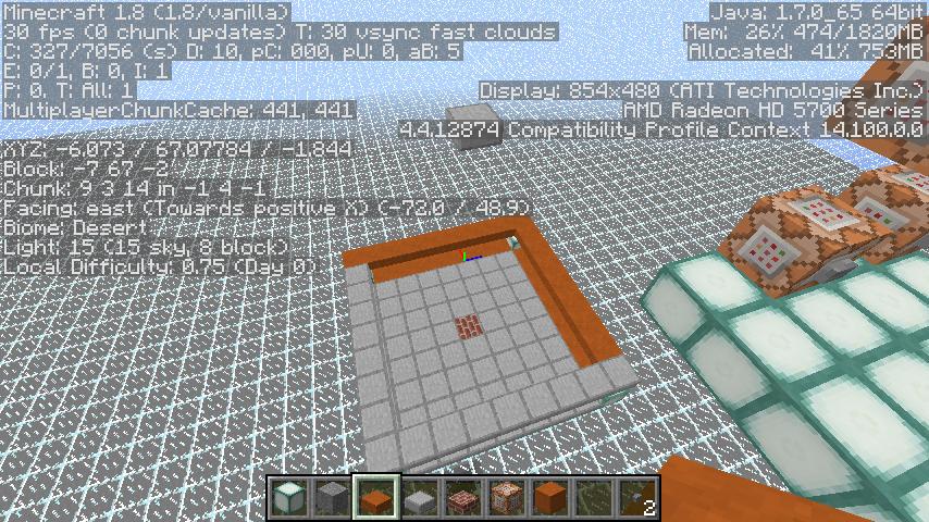 minecraft 1-8