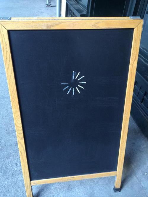 Chalkboard of the Week. (via @jeffreyweston) http://t.co/tHGK1PkZqq