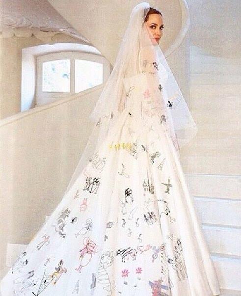 "Shannon Lim Siu On Twitter: ""Angelina Jolie's Wedding"