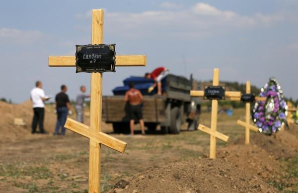 Россия продолжает наращивать войска и военную технику на границе с Луганской областью, - СНБО - Цензор.НЕТ 2918