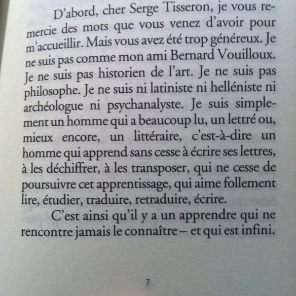 Culturez Vous On Twitter Cet Infini Est Ma Vie Pascal