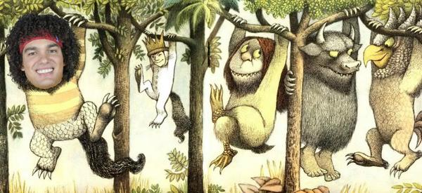 #NBABedtimeStories Where the Wild Things Are cc @cavs @VAREJAOANDERSON http://t.co/UFKSFfGN5n