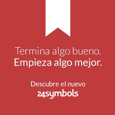 OFICIAL: ¡ya estamos online! Un nuevo 24symbols con un catálogo de más de 100.000 libros... https://t.co/TKyvAt9PzN http://t.co/CRBUfwEs7Y