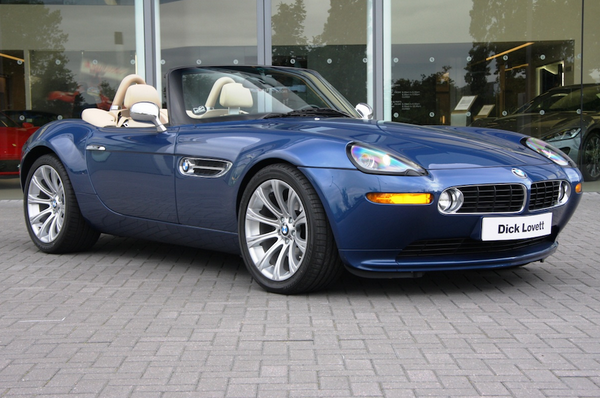 Dick Lovett On Twitter Stunning Topaz Blue Bmw Z8 Now Available