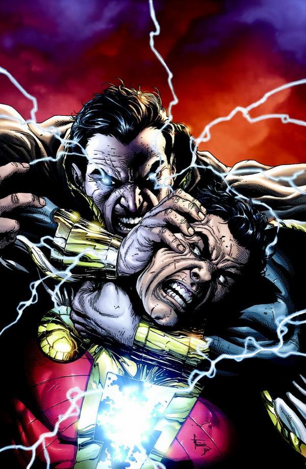 Shazam ( Dc comics) avec Dwayne Johnson (2019) Bwnl_foCYAA-m8S