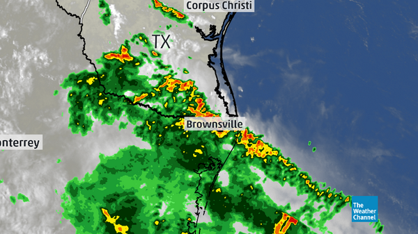 The Weather Channel On Twitter TD Dolly May Have Fizzled But - Weather brownsville tx