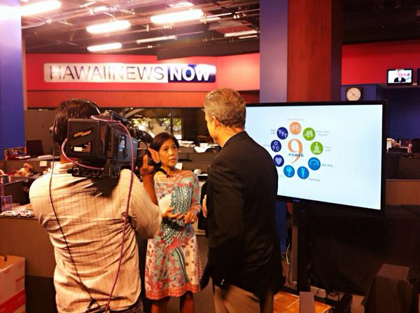 With @dancookesunrise on @hawaiinewsnow talking about the #HawaiiBlueZones get involved, http://t.co/vRrngkQmwr!! http://t.co/BVTiJjtrwx