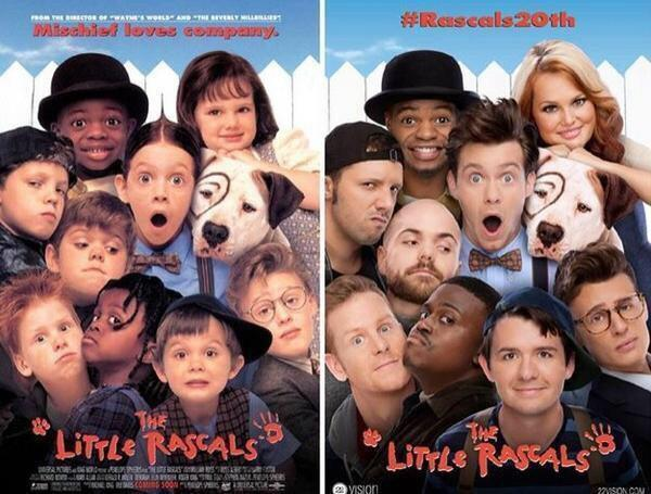 the little rascals woman haters club