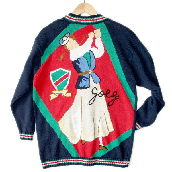 Ladies League http://t.co/TrohOLxEXu #golf #uglysweater
