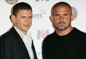 That's right our @Prison_Break_ brothers #WentworthMiller & #DominicPurcell re-uniting in new series @CW_TheFlash http://t.co/f82et5s2S7