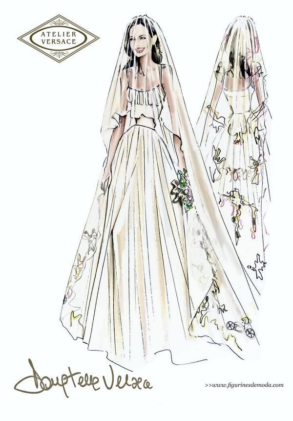 """figurines de moda on twitter: """"el figurín del original vestido de"""