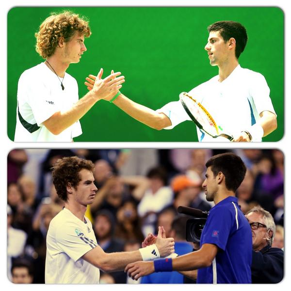 Us Open Tennis On Twitter Doubles Partners Rivals Friends Usopen Champions They Clash Tonight Who S Your Pick Djokovic Murray Http T Co Qxnraezraj