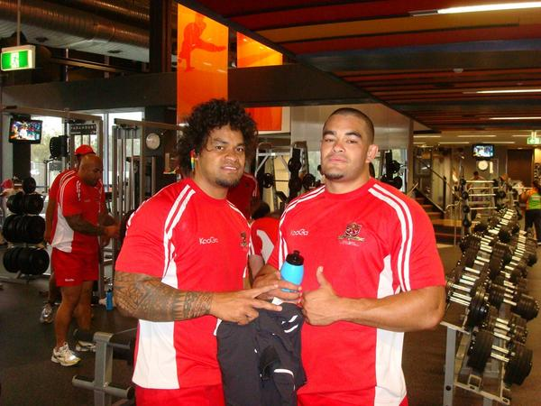 Excited to hear the dox Richie Fa'aoso been cleared to return playing.. #OvercomeStruggles #Dokoua #GodsGrace