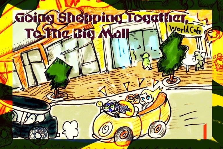 【 Miz Manga No.006 】 'Going #Shopping Together, To Big #Mall' #GraphicNovels #Manga #Novell http://t.co/vjxboQVjNb http://t.co/gyqe22vvkc