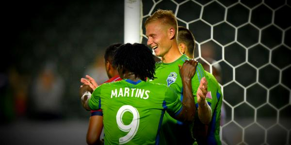 Stephen Keshi rules out Obafemi Martins from Super Eagles