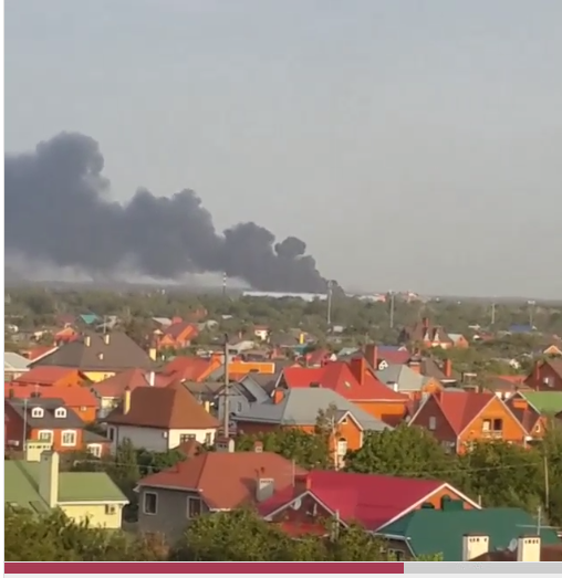 В Краснодарском крае разбился МиГ-31 ВВС России - Цензор.НЕТ 3273
