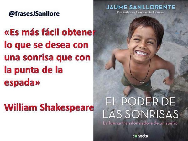 Frases Jsanllorente On Twitter El Poder De La Sonrisa