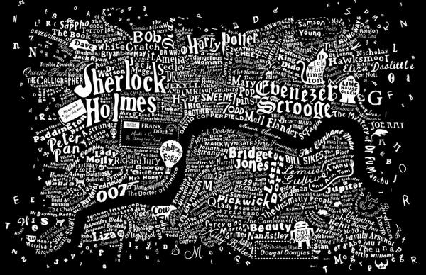 Happy Thursday morning! We're enjoying this lovely literary map of London http://t.co/y4JNQ0endi http://t.co/VUqGNyvueu