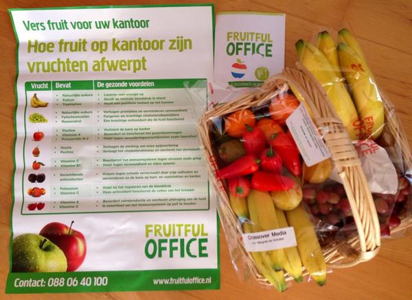 Fruit Op Kantoor : Vers fruit op kantoor bartmobiel flickr