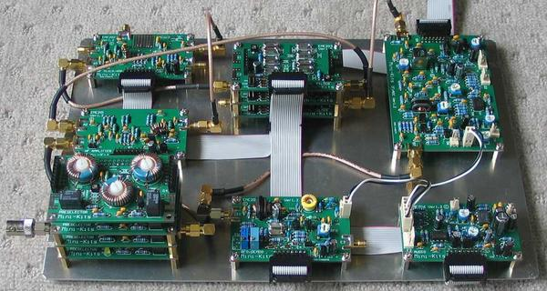 My second homebrew Arduino/si5351 Digital VFO-Controller   vk3hn