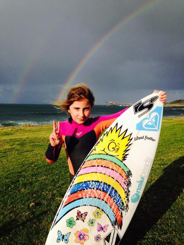 Crazy weather, good surf @Roxy @roxyaus @Official_Roxy @nalubeads @HoodieTowels @snaketails @islandfeatherUKpic.twitter.com/jrUjCQE4MU