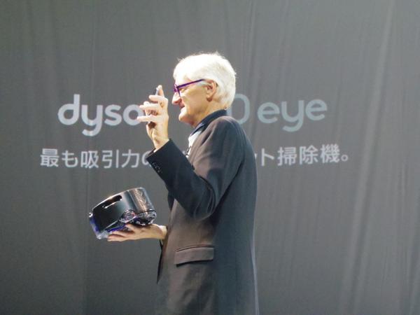 情報解禁!ひと足お先にダイソンのロボット掃除機「dyson 360 eye」を取材してきました。高品質&デザインで家電業界にインパクトを与えてきた同社が出したIoT時代に対する一つの回答がここに。 http://t.co/aBfscI744f