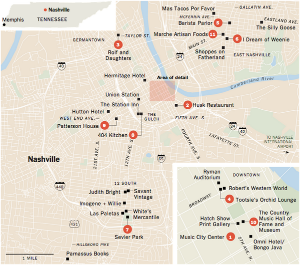 Impeccable timing. #EIJ14 RT @nytimes: 36 hours in Nashville http://t.co/MvS1JMrGXh http://t.co/9fJX6gXQzi