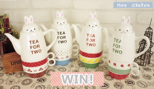 If you could drink tea with anyone who would it be? Reply, RT & follow @MonChatonZakka & @ideal_home_show to WIN! http://t.co/CDwXSoet4g