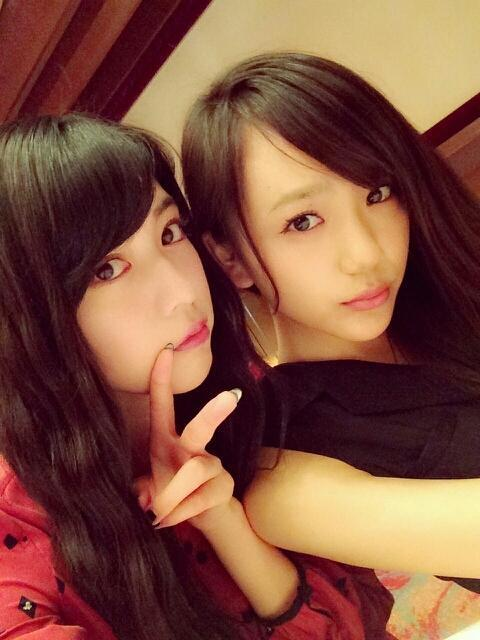 \u201c@spec9226 さくら学院 卒業生◆三吉彩花&松井愛莉可愛いと思ったらRT pic.twitter.com/1JOAuafBdk\u201d
