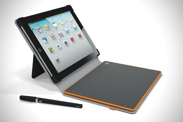 【ニュース&話題】紙にペンで書いてiPadやPCに取り込めるスケッチブック ~アナログ派の絵かきさんも大満足~/GIZMODO  #ipad