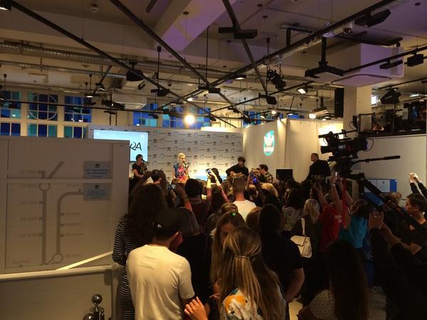 @adidasoriginals x @RitaOra event: http://t.co/LIToatfvLN