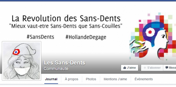 France: Les «Pauvre» préparent une marche Holland Dégage