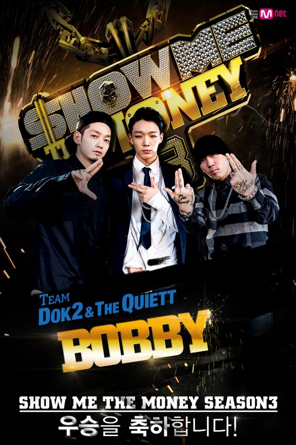 """Show Me The Money 3"" �ampiyonu BOBBY!"