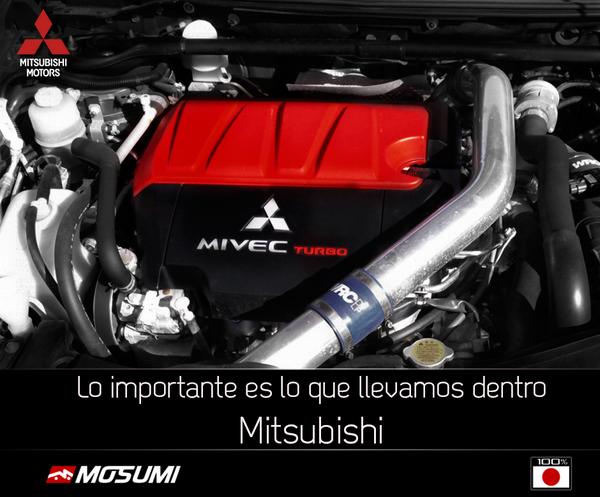 """""""Lo importante es lo que llevamos dentro""""  Mitsubishi Ecuador http://t.co/6KBpYdNHvo"""