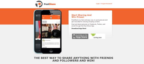 #PostShare is the #FastAndEasy way to post #Pictures & #WinPrizes for #SharingOnine.#GoNow to http://t.co/JrQtD2wRRd http://t.co/wNnTAWvwVx