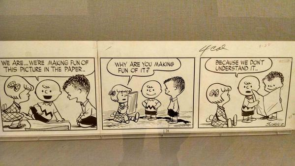 Sitgma of disease (& meds) since we fear disrespect from those who don't understand. Charlie Brown knows it too #medx http://t.co/U4rOLz7Pld
