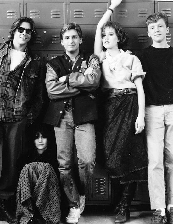 A few kids who took part in the federally-funded school food program known as The Breakfast Club, mid-1980s http://t.co/5Xpy6EDbHK