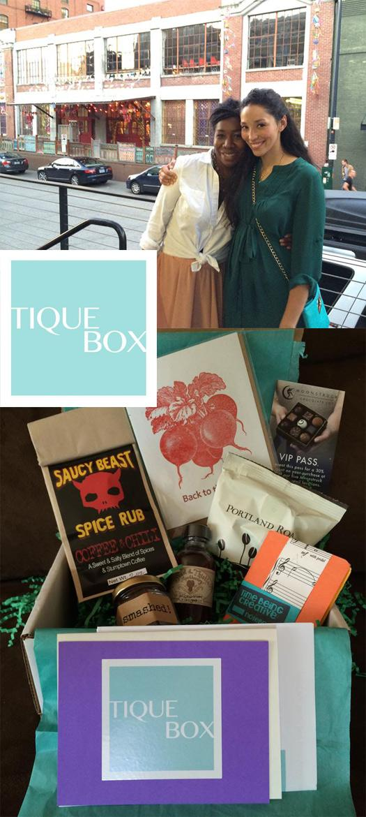 Congrats @TiqueBox on winning the #Startup #PDXChallenge! We look forward to welcoming all the winners to Old Town! http://t.co/suzSwBJyUM