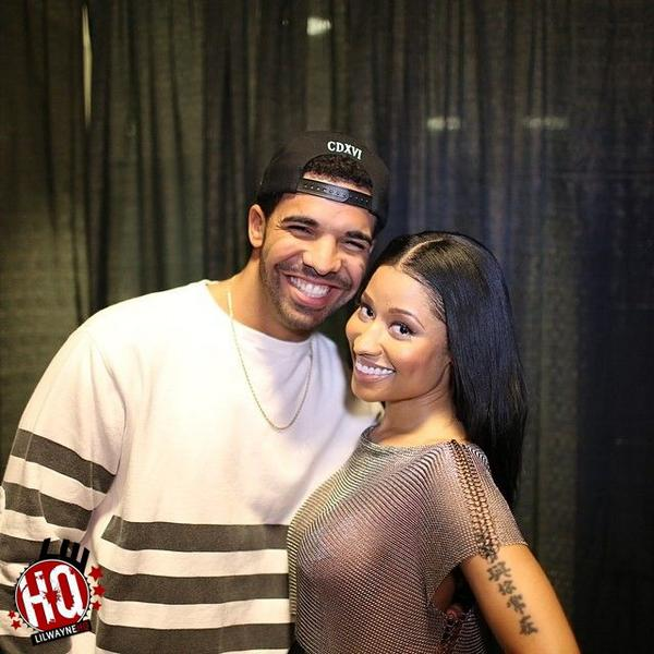 Congratulations to @Drake and @NickiMinaj for their 2014 BET Hip-Hop Awards nominations - http://t.co/41f3FA19qu http://t.co/82uDGf7b6t