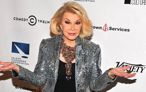 Joan Rivers has died at age 81 after being taken off life support http://t.co/akr5RkdLuT