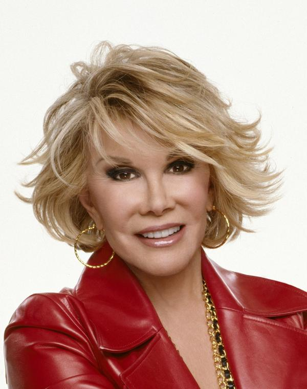 We are heartbroken to learn of the passing of Joan Rivers. A comedy legend. May she rest in peace. http://t.co/RdxfXiGPku