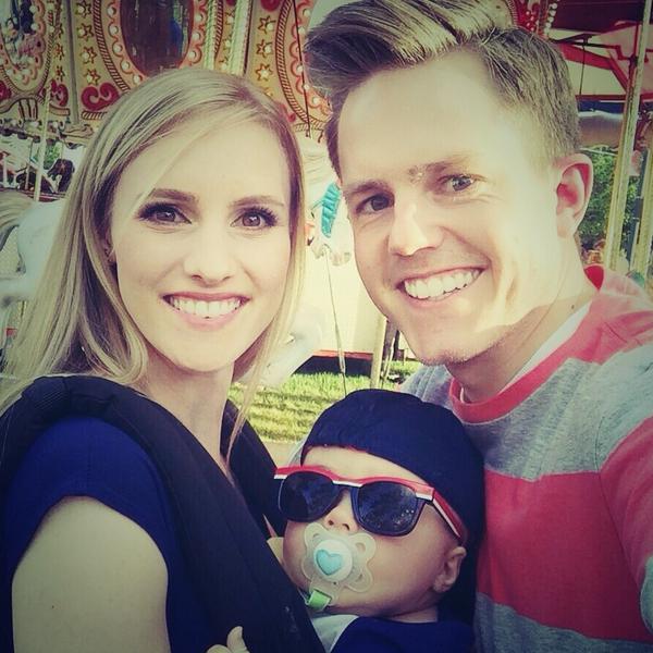 Mecham family fans mechamfans twitter for Ellie and jared