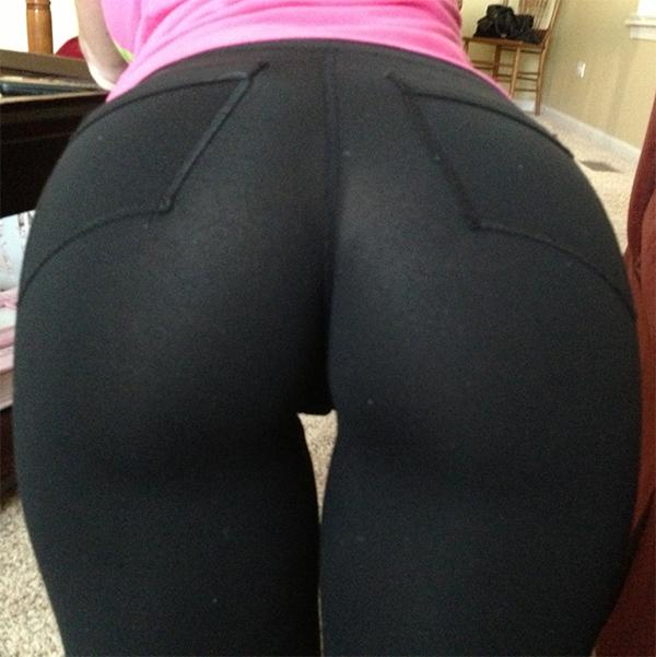"Girls In Yoga Pants On Twitter: ""The Cougar Has Submitted"