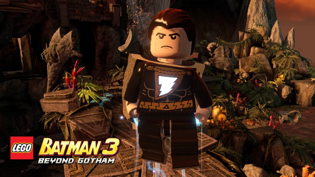 lego batman 2 black adam - photo #8