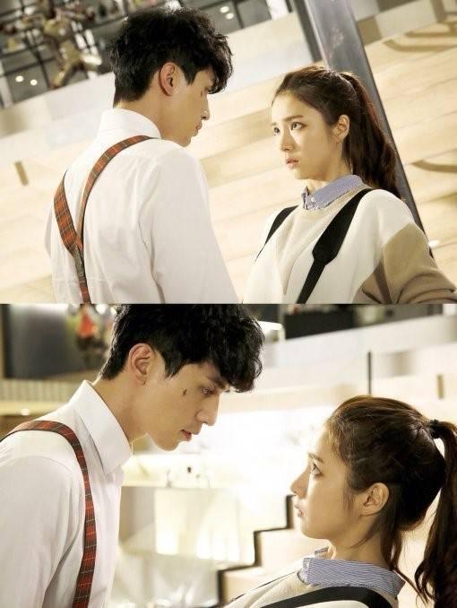 Iron man lee dong wook shin se kyung dating