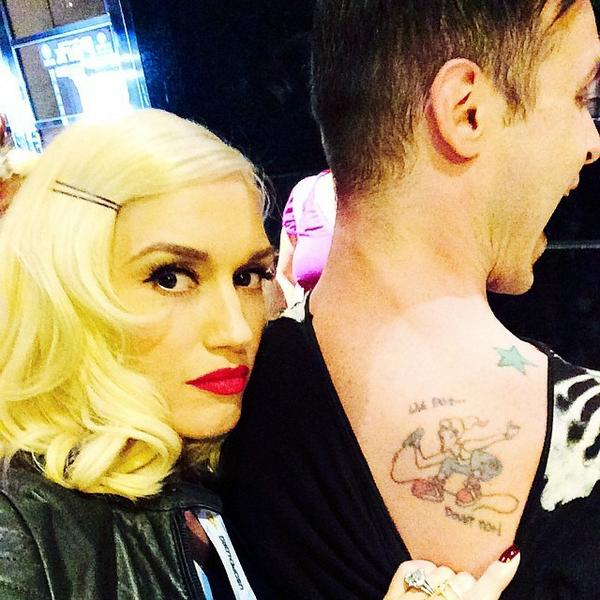 Eric Stefani 2014 | ww... Gwen Stefani Twitter