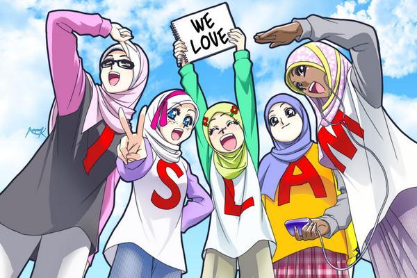 Islamic Anime Muslim On Twitter Tco XiLCKiyPQe